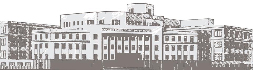Edificio de La Casa de la Moneda